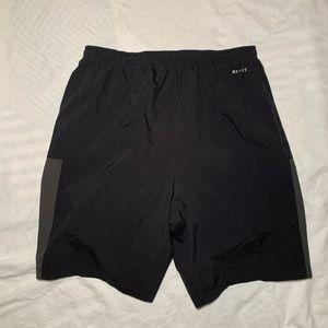 Nike Shorts - Nike Men Black Dri-Fit Shorts 🩳